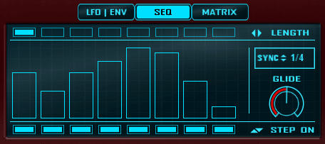 8-Steps Sequencer